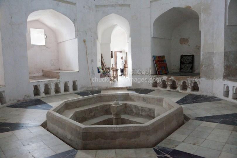 الحمامات الفارسية بزنجبار