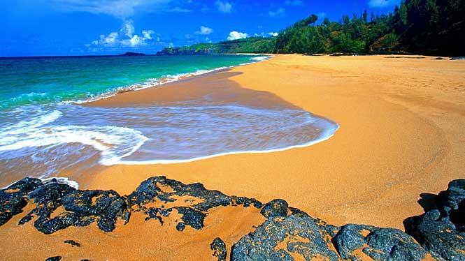 الشاطئ السرى