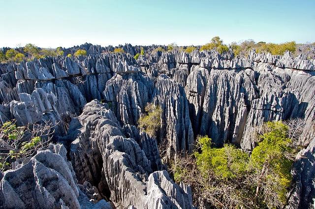 المحمية الطبيعية الكاملة في تسينجي دي بيماراها