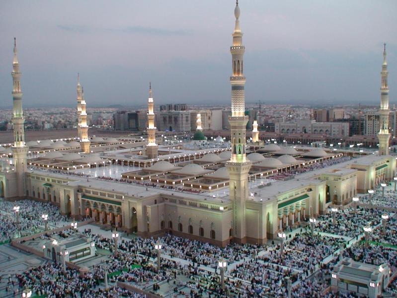 المسجد النبوى الشريف