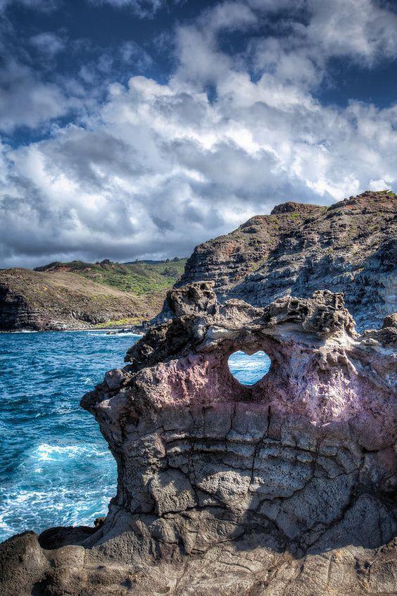 صخرة القلب