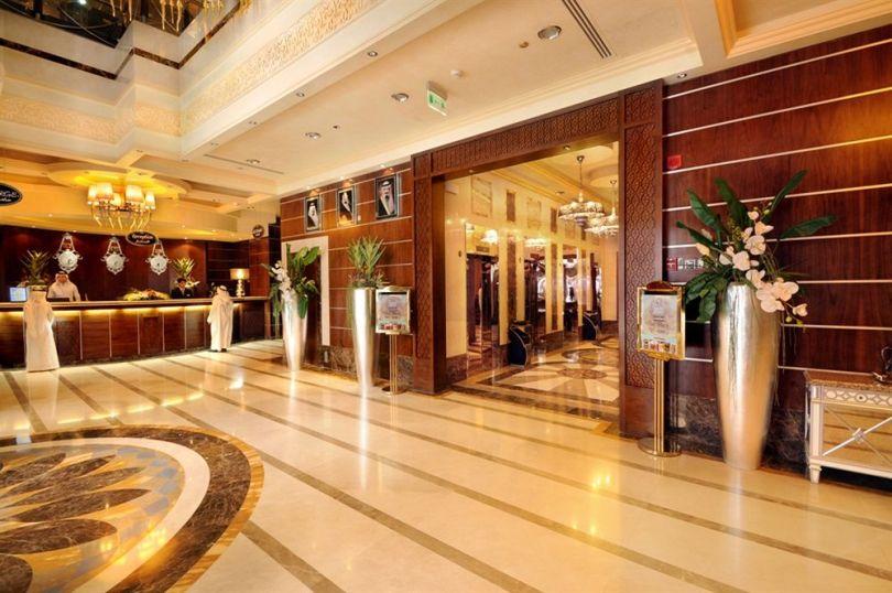 فندق هوليداي فيلا المدينة المنورة