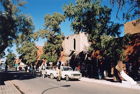مدينة تامنراست
