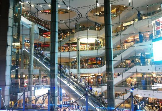 مركز تسوق ترمينال 21