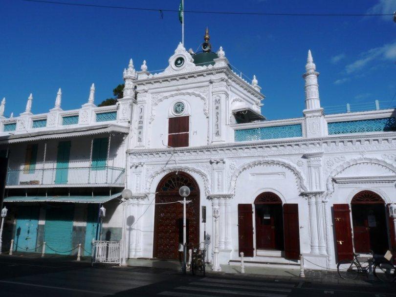 مسجد jummah