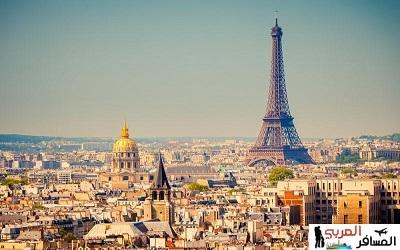 20 مكان من اهم الاماكن السياحية في باريس المسافر العربي