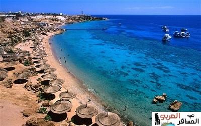 السياحة في البحر الاحمر