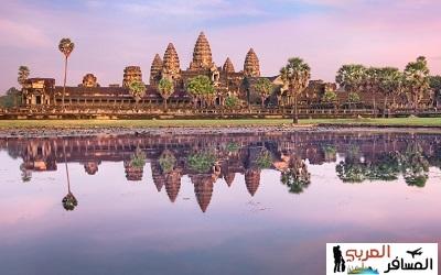 السياحة في كمبوديا