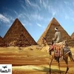 شاهد 12 مكان من أشهر المعالم السياحية في مصر