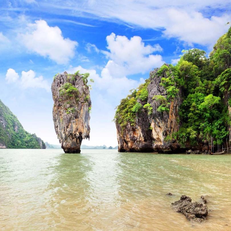 اندامان ساحل تايلاند