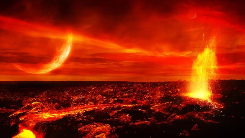 انفجارات Holuhraun البركانية