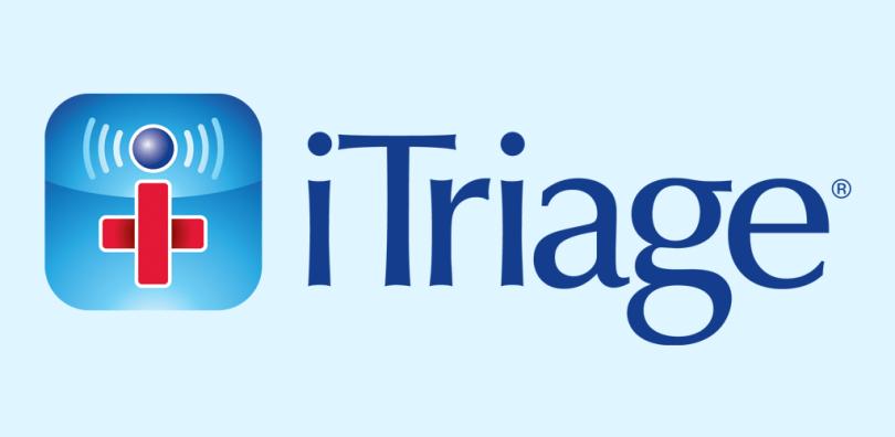 تطبيق iTriage