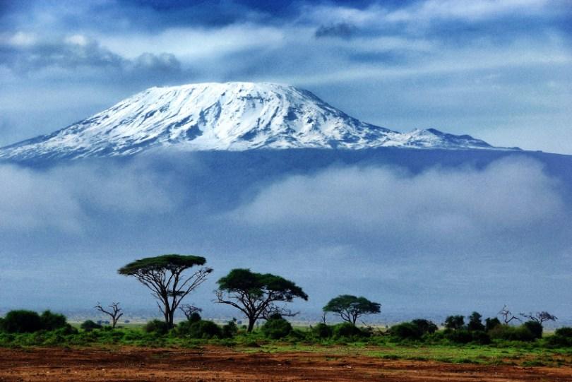 جبل كليمنجارو