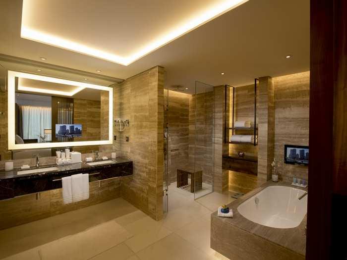حمام داخلي خاص