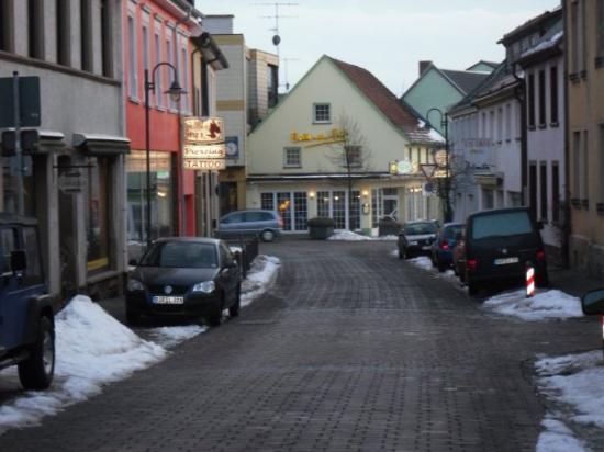 شارع دروسل غاس المانيا