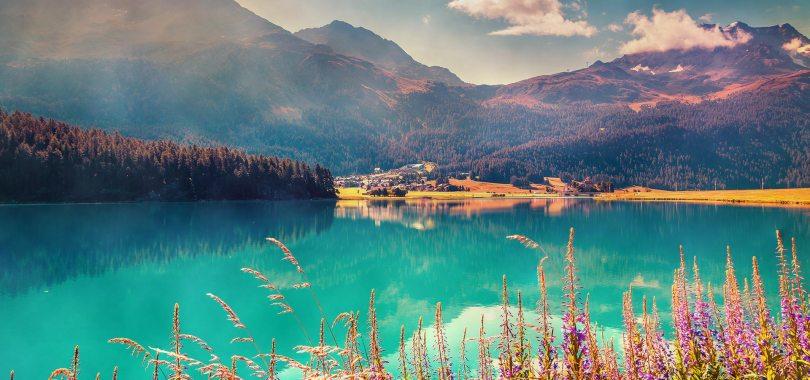 لدولة سويسرا- دولة سويسراعاصمتها وموقعها
