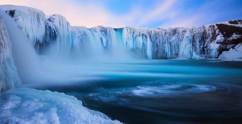 شلالات آيسلندا