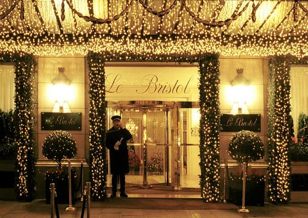 فندق لو بريستول باريس