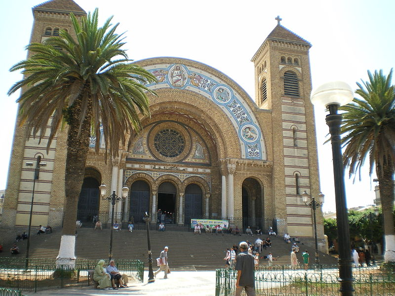 كاتدرائية وهران