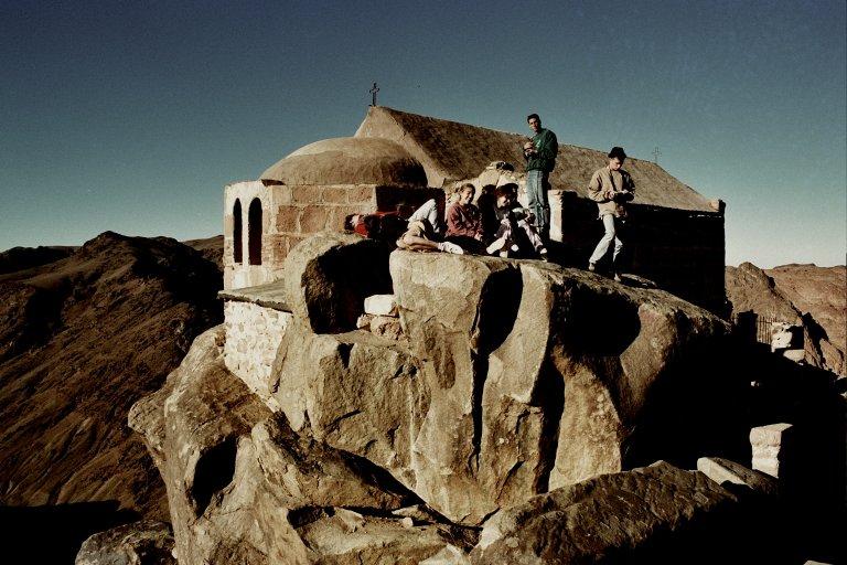 كنيسة جبل موسي