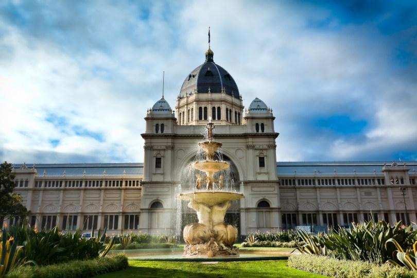 مبنى المعرض الملكي
