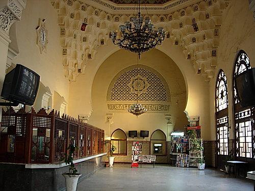 محطة قطار وهران