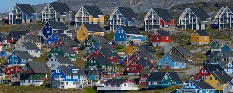 نوك عاصمة جرينلاند