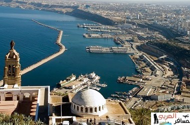 ولاية وهران الجزائر