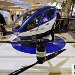 دبي تُعلن عن التشغيل التجريبي لأول طائرة ذاتية القيادة