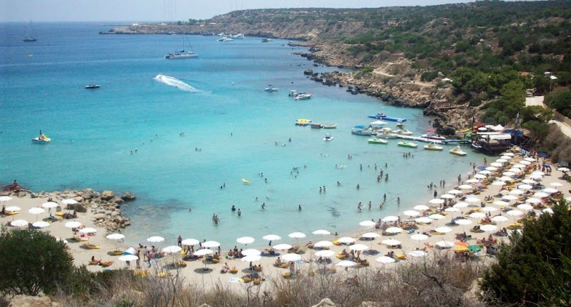 Beaches of Ayia Napa