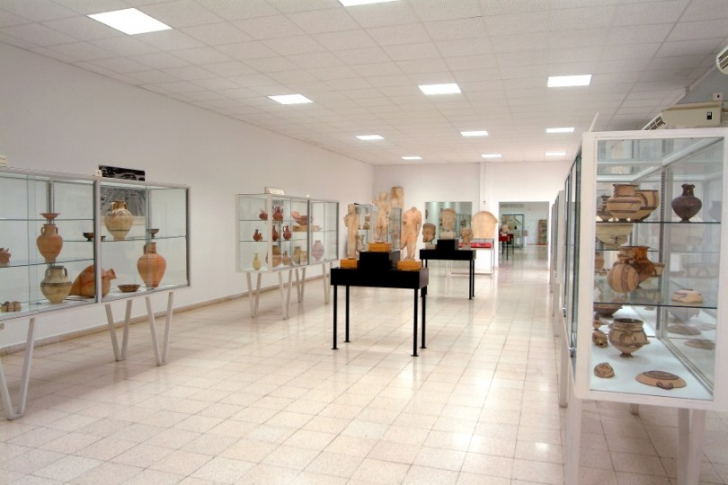 Larnaca District Archaeological Museum
