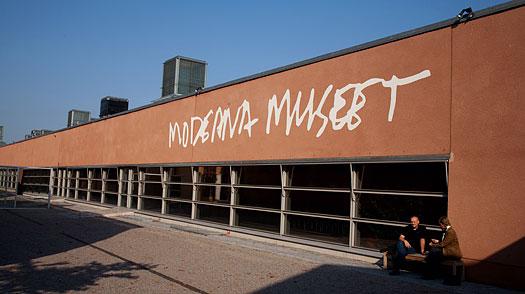 Moderna Museet i Stockholm