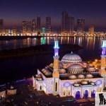بدء فعاليات مهرجان أضواء الشارقة لعام ٢٠١٧ في دورته السابعة