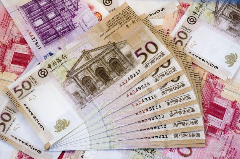 العملة المتداولة فى ماكاو