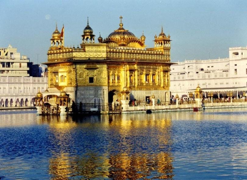 المعبد الذهبى