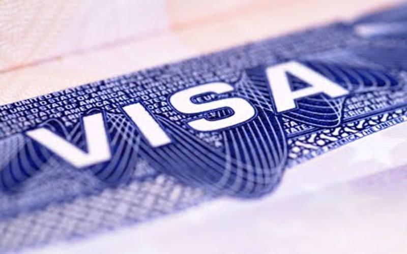 تأشيرة الدخول
