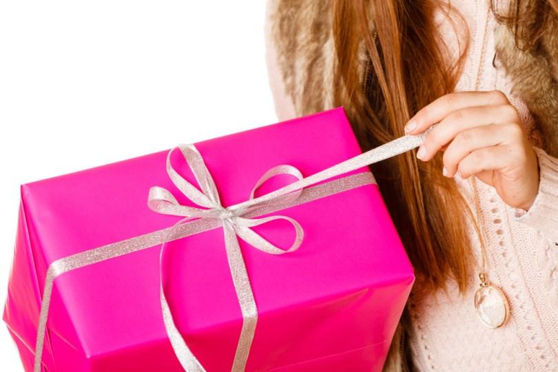 تبادل الهدايا