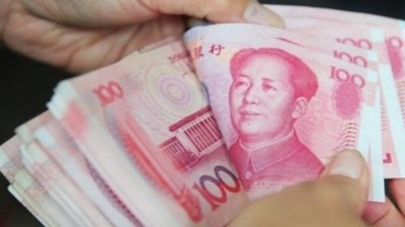 تزوير العملات الصينية