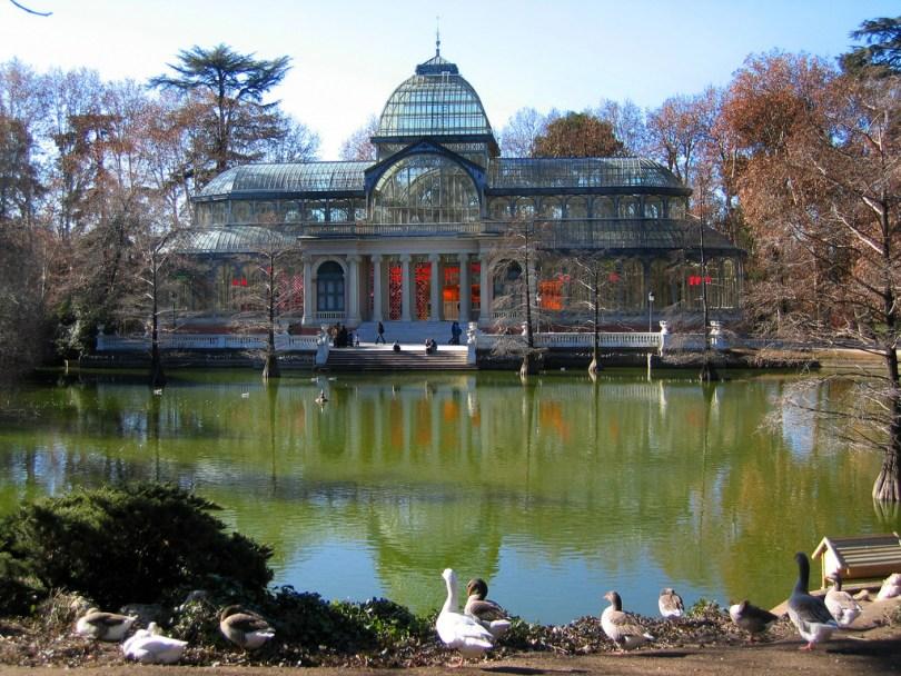 حديقة باركي دل بوين ريتيرو