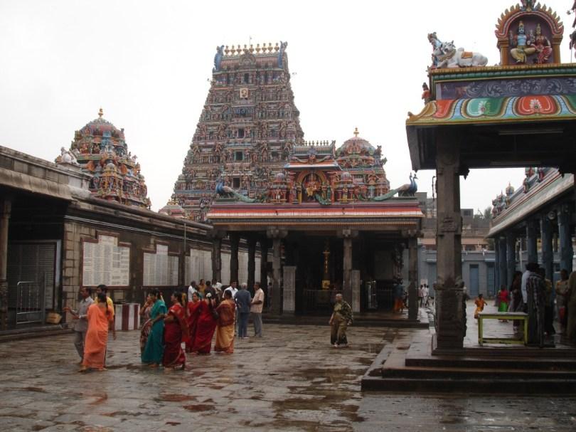 معبد كاباليسوارار