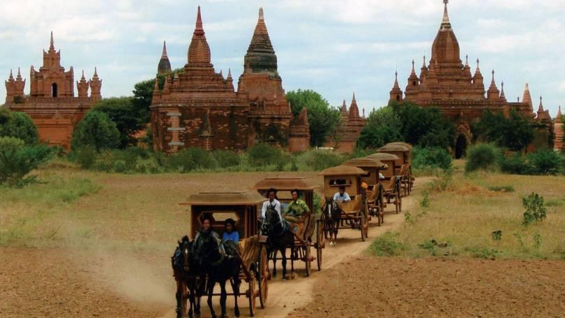 الطبيعة في ميانمار