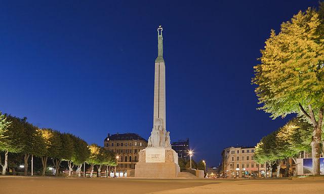 نصب الحرية في ريغا