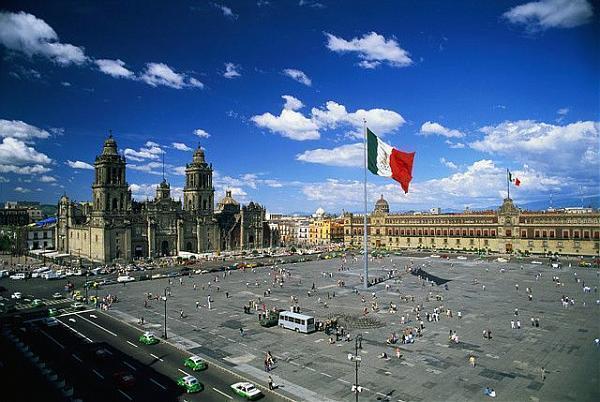 ساحة Zócalo