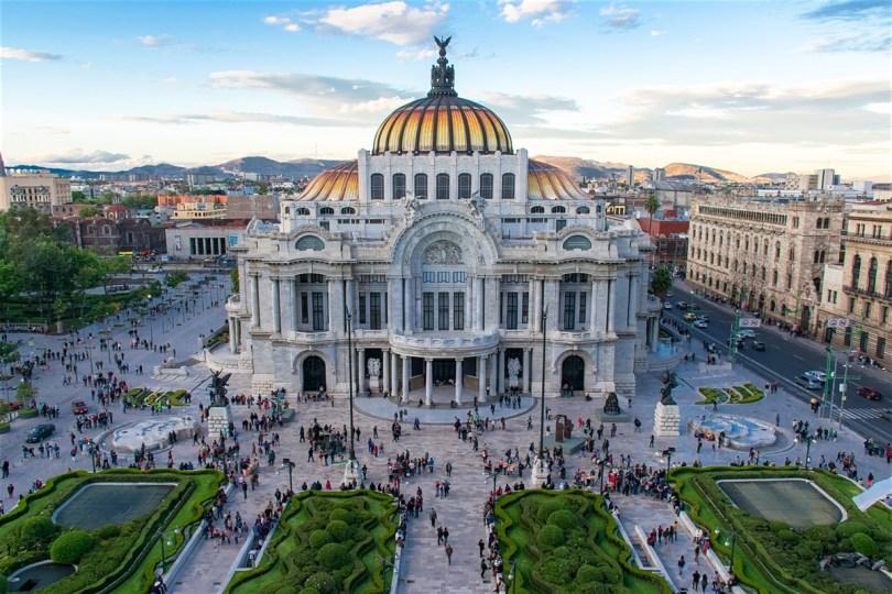 مدينة مكسيكو العاصمة