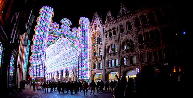 مهرجانات غنت بلجيكا