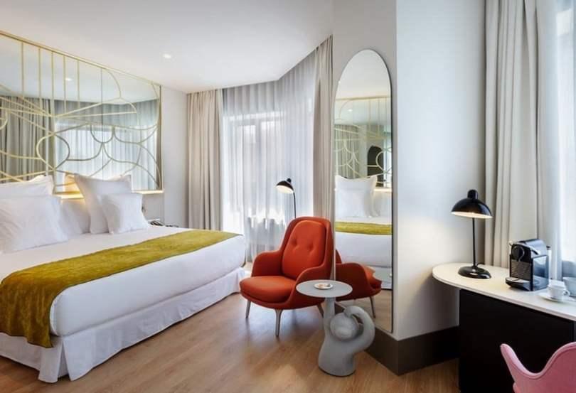 فندق Barceló Torre de Madrid