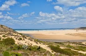 Praia da Bordeira and Praia do Amado