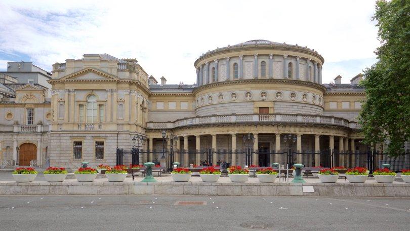 المتحف الأثرى فى أيرلندا.
