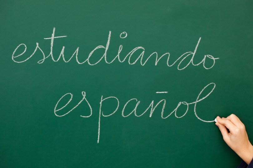 اللغة الأسبانية