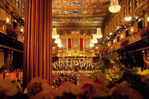 حفلات موسيقية فيينا
